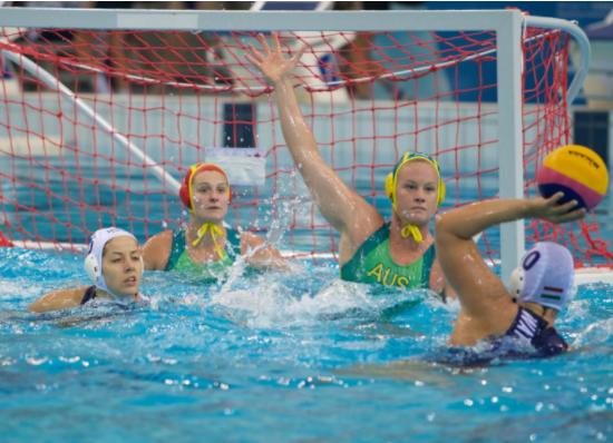 Hungary overcame Australia 8-3 today ©FINA/Russell McKinnon