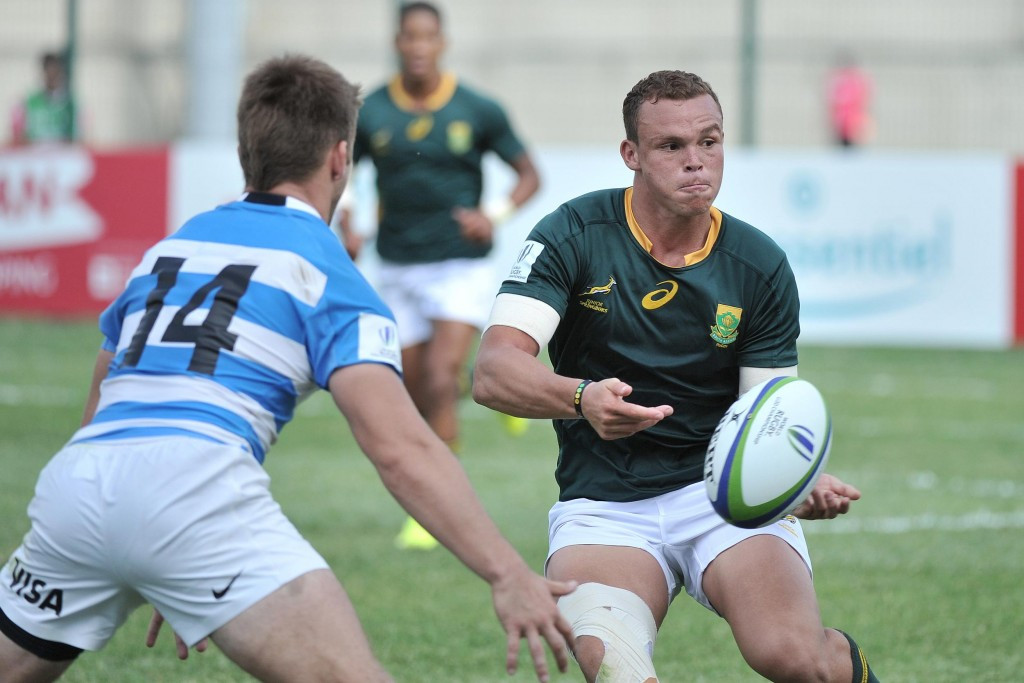 South Africa thrash Argentina to reach semi-finals of World Rugby Under-20 Championship