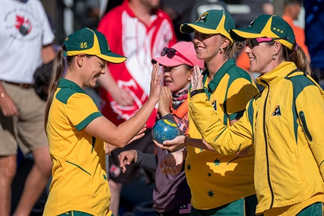 Australian bowlers dominate Gold Coast 2018 test event