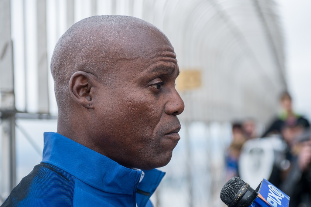 Carl Lewis hoping his new Team Perfect Method club will produce future Olympians