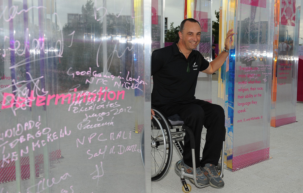 Kale to concentrate on campaign to become International Paralympic Committee vice-president