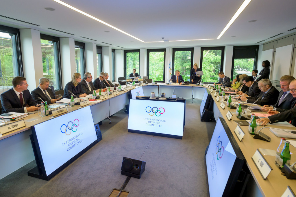New events have been proposed by the IOC Executive Board ©IOC