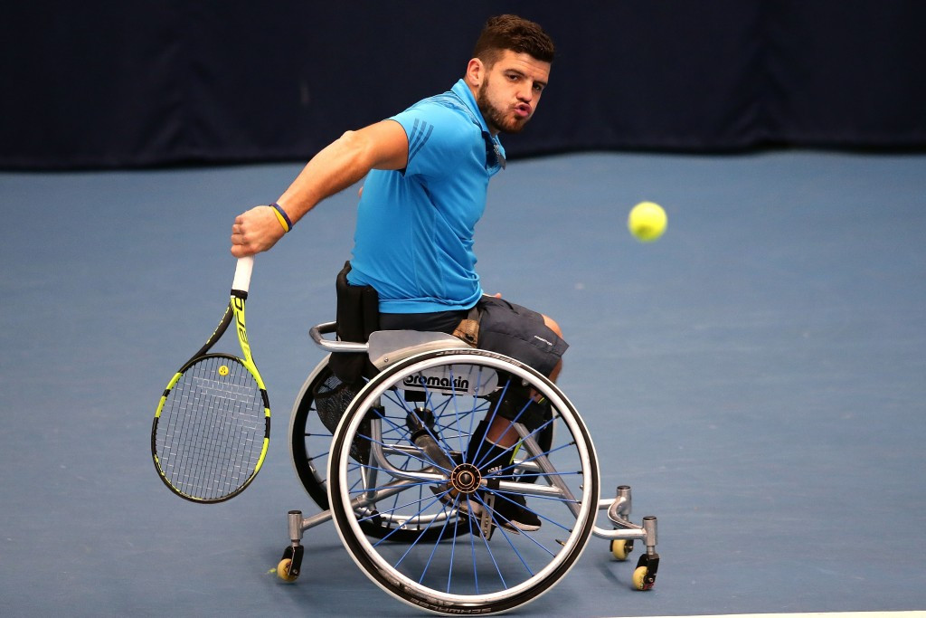 British wheelchair tennis player set for switch to Para-canoeing for Tokyo 2020 cycle