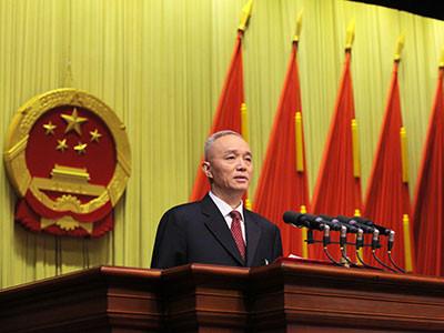 Cai Qi has replaced Guo Jinlong as President of Beijing 2022 ©Beijing Government