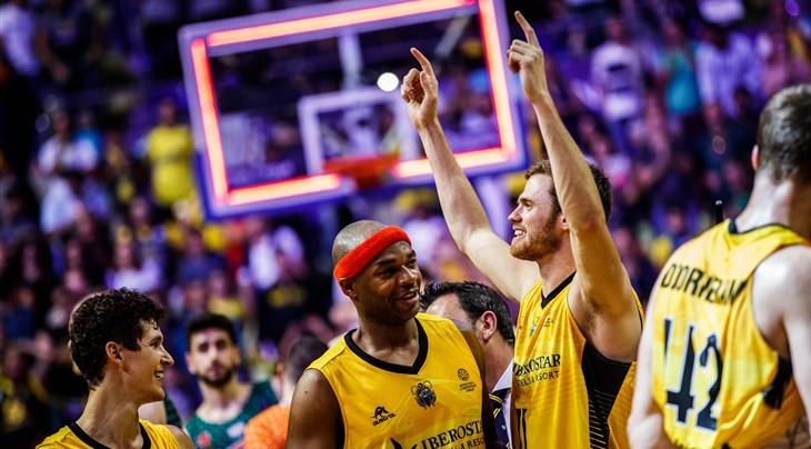 Iberostar Tenerife won last year's Basketball Champions League ©Basketball Champions League