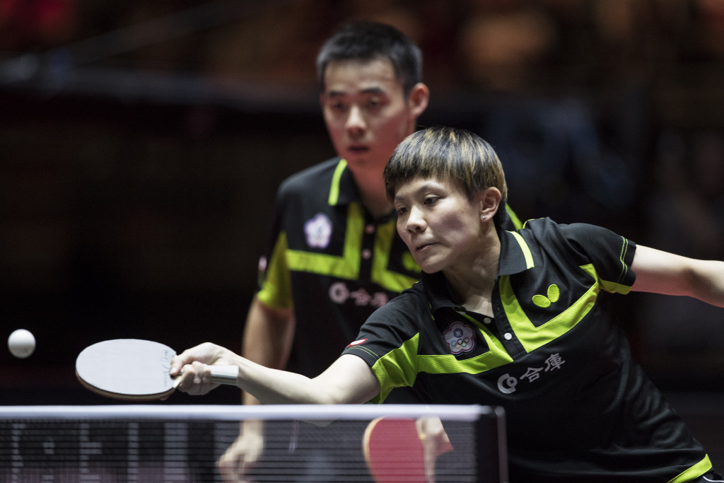 A mixed table tennis doubles will make its Olympic debut at Tokyo 2020 ©Getty Images