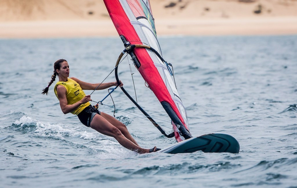 Medal race places decided in six categories at Sailing World Cup Final