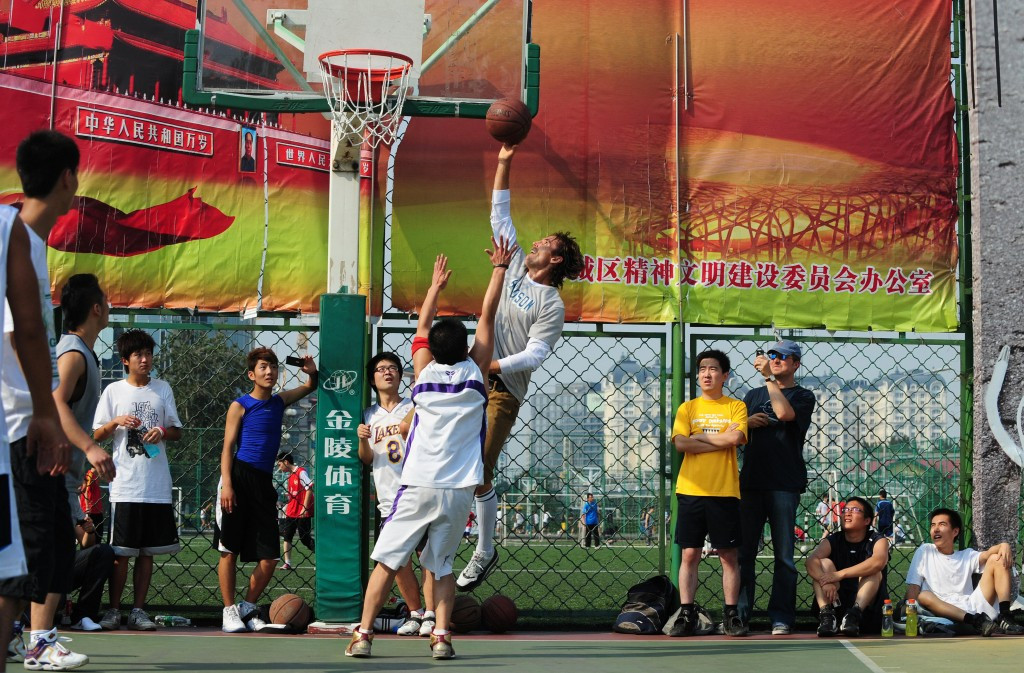 China aim to promote 3x3 basketball after Olympic inclusion