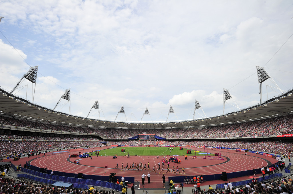Extra 60,000 tickets made available for IAAF World Athletics Championships