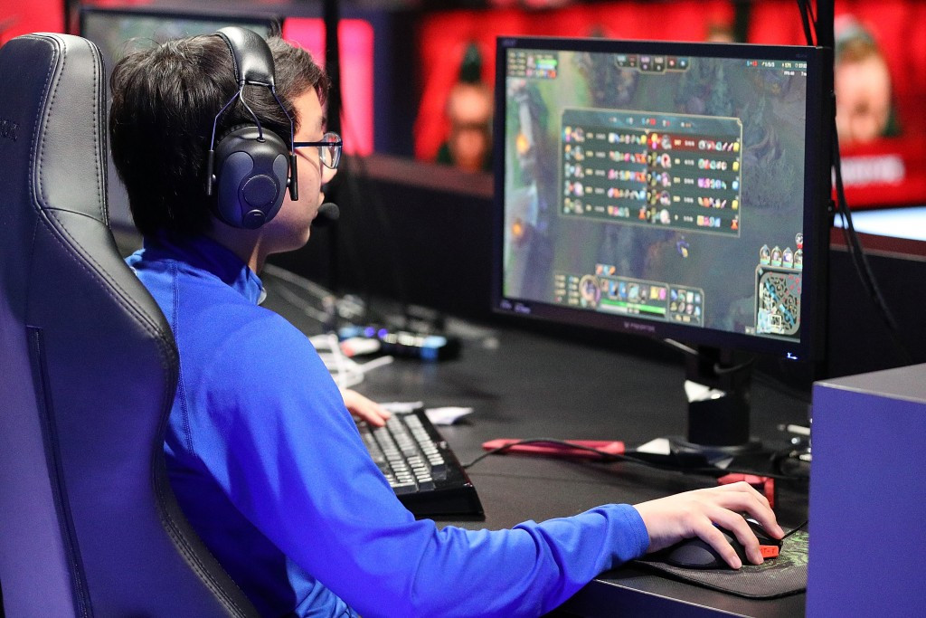 E-sports has aroused much debate in recent times ©Getty Images