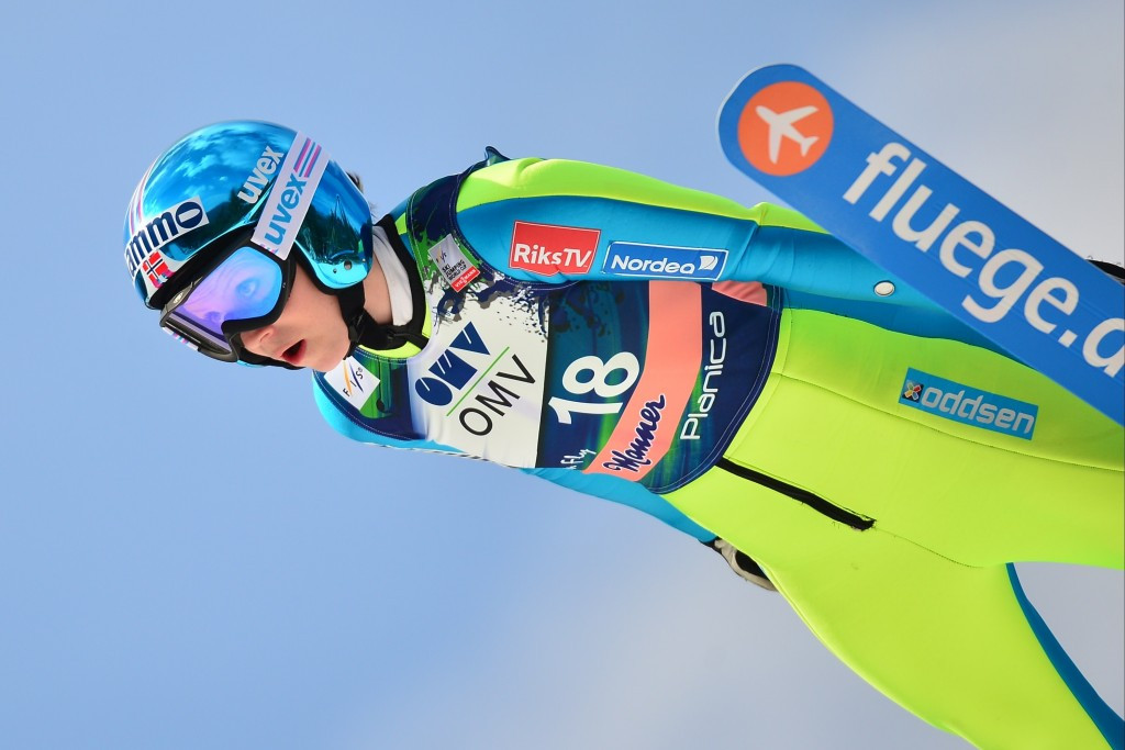 Former Norwegian ski jumper Line Jahr has been employed as Prosjekt 2022's head coach ©Getty Images