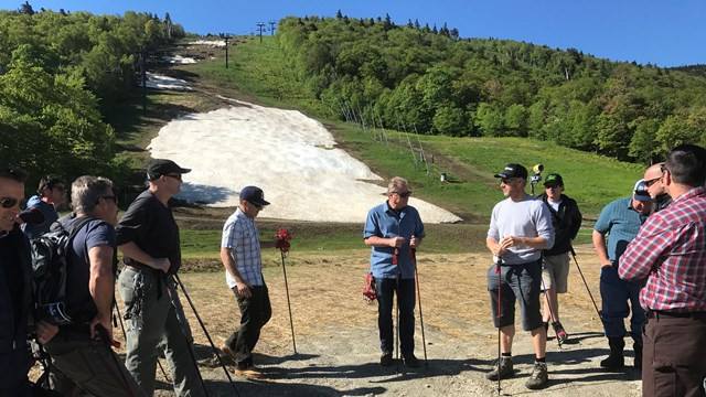 FIS officials conduct site inspection for Killington World Cup event