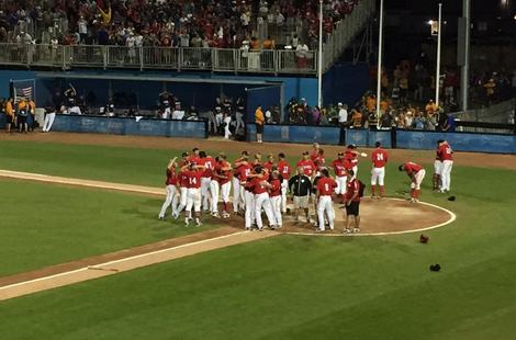 US throw away gold to gift Canada stunning Toronto 2015 baseball title