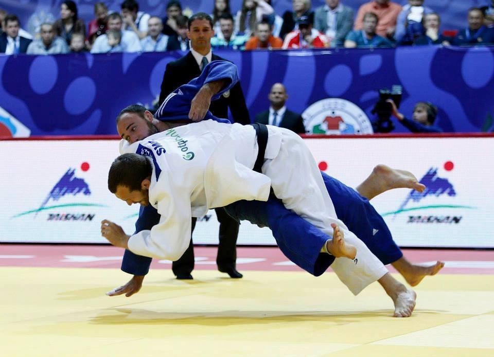 Pacek delivers first Swedish Grand Slam judo title at IJF Tyumen Grand Slam