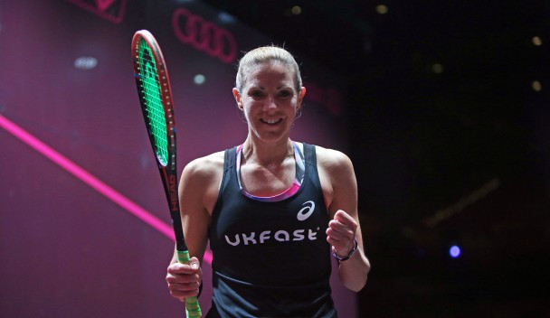 Massaro retains PSA World Series Final title