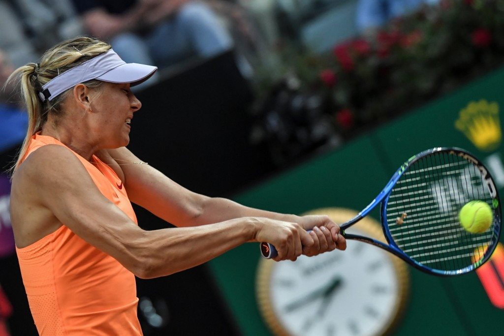 Sharapova ruled out of Wimbledon qualifying through injury