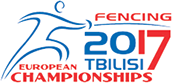 The European Fencing Champions are due to begin in Tbilisi tomorrow ©Tbilisi 2017