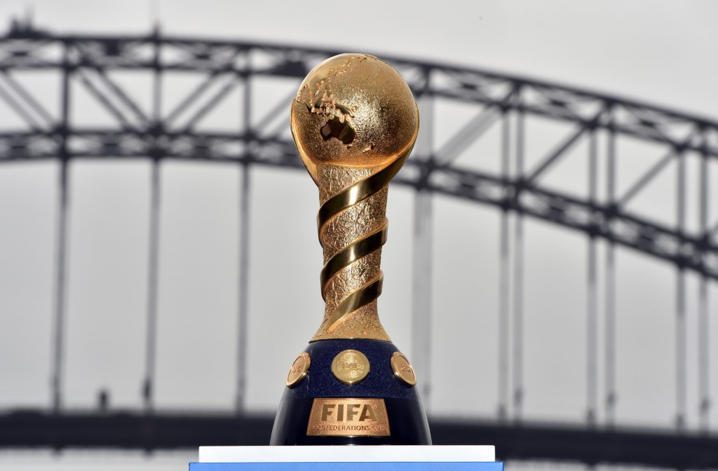 FIFA strikes late Russian television rights deal for Confederations Cup