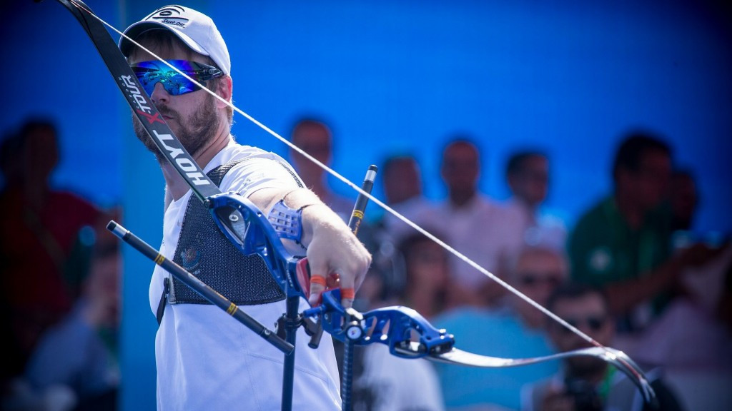 Valladont to top archery world rankings after success in Antalya