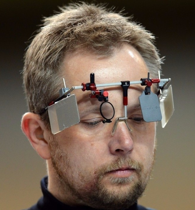 Denmark's Grimmel wins 50m rifle prone title at ISSF World Cup
