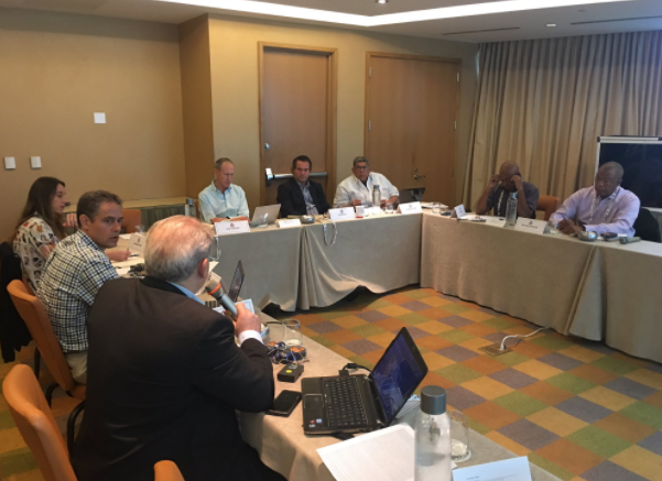 PASO prepares for Executive Committee meeting and USOC Seminar