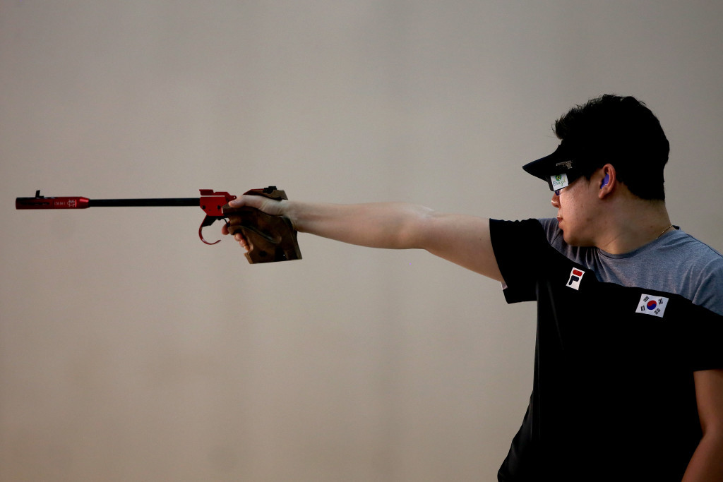 The ISSF are set to replace three events with mixed team competitions ©Getty Images