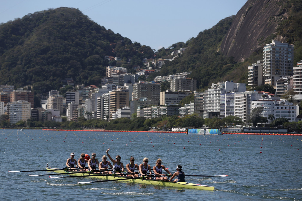 Rowing will have gender equality at Tokyo 2020 ©Getty Images