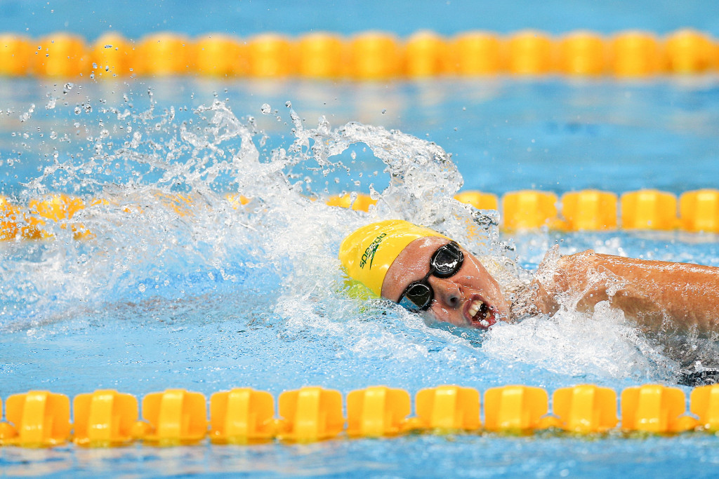 Patterson claims two victories on final day of World Para Swimming World Series event in Indianapolis