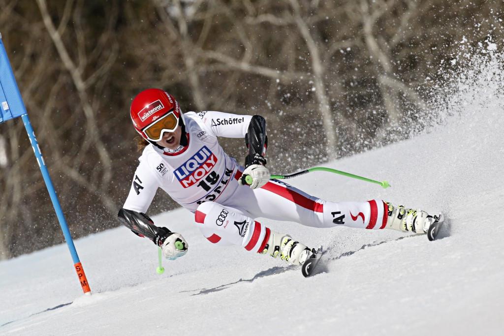 Double Olympic bronze medallist Goergl retires from Alpine skiing