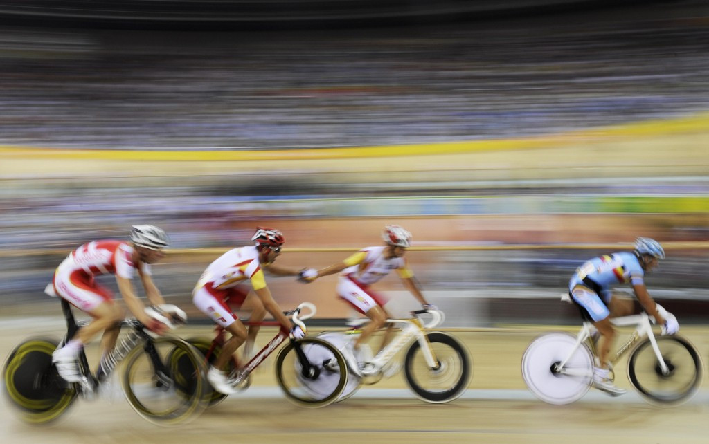 Men's madison will return to the Olympic programme after a 12-year gap while a women's event will appear for the first time ©Getty Images