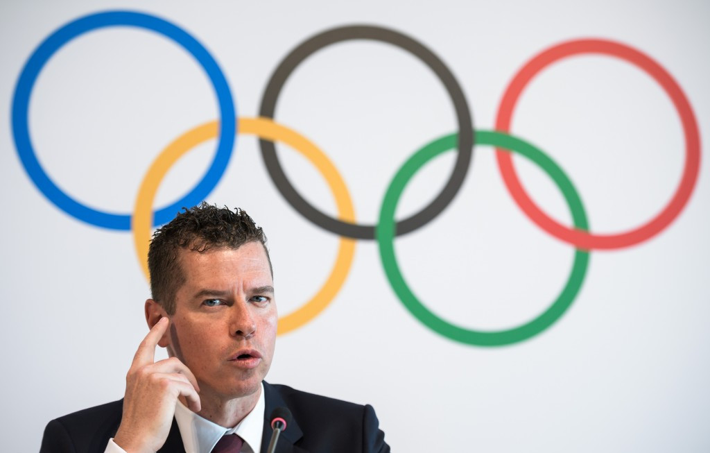 Kit McConnell has the best poker face in the IOC, but has done a good job with the new sport proposals ©Getty Images