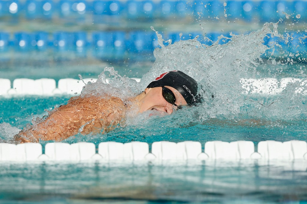 US star Katie Ledecky should be able to swim in her favoured 1500m freestyle event at Tokyo 2020 ©Getty Images