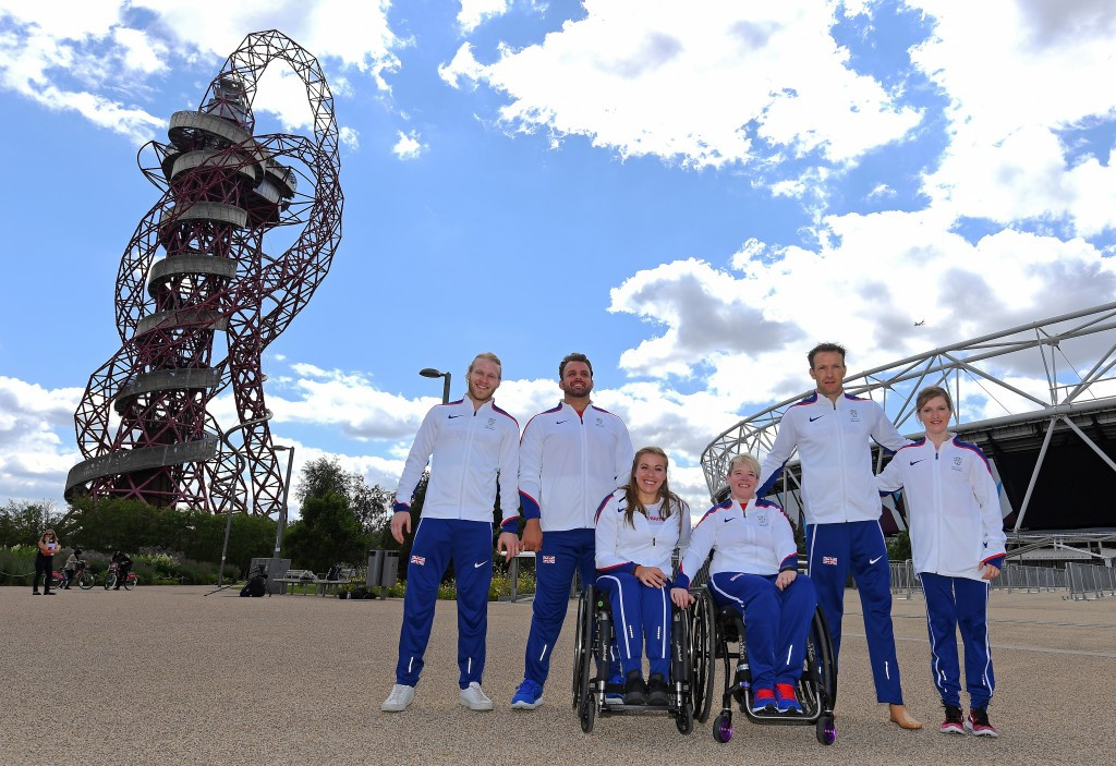 World Para Athletics Championships squad for Britain includes Rio 2016 gold medallists