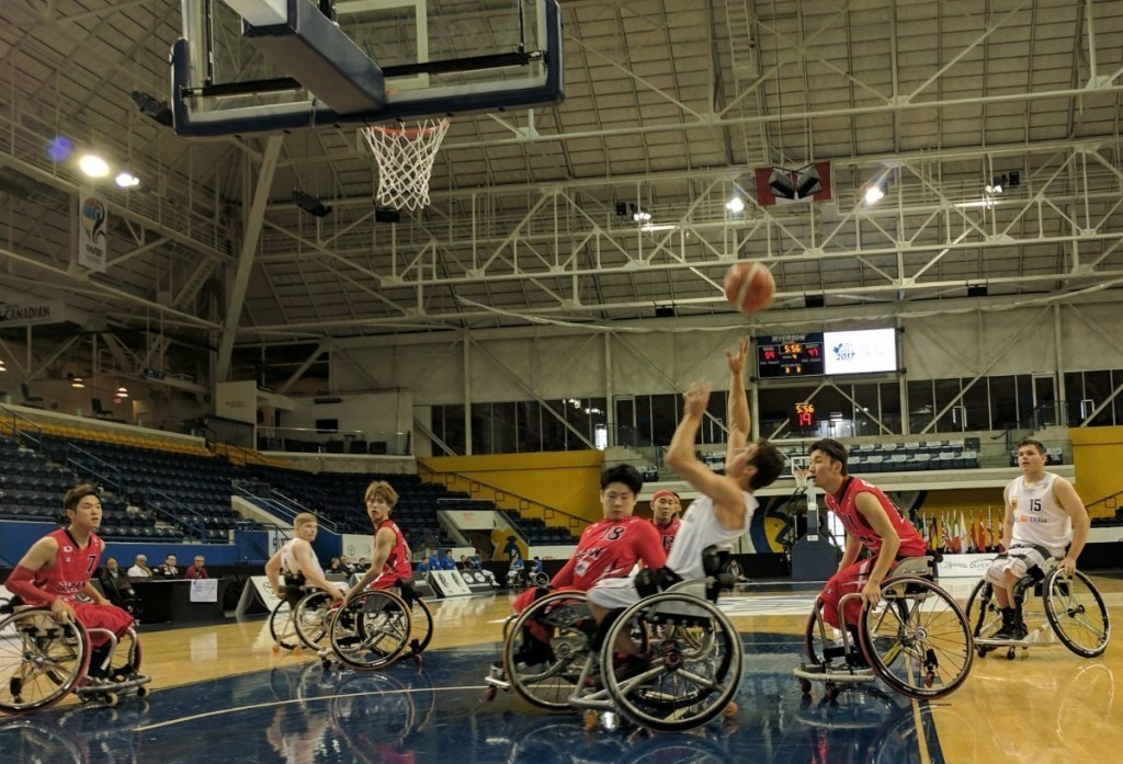 Turkey unbeaten as United States toil at IWBF World Under-23 Championships