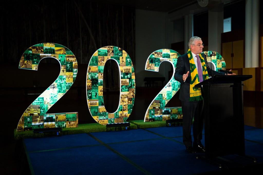 Australia to launch bid for 2023 FIFA Women's World Cup