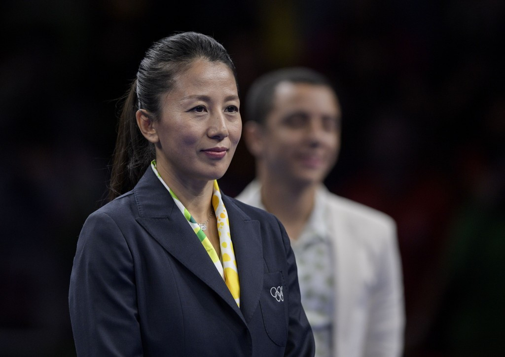 Yang appointed chairperson of Beijing 2022 Athletes' Commission