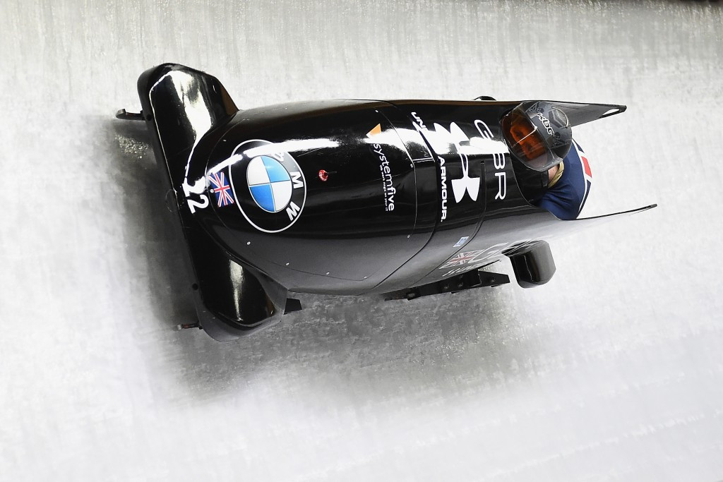 British bobsleigh coach reportedly accused of racism