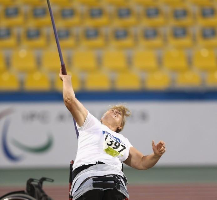 Croatian Paralympic great Milinković dies aged 63