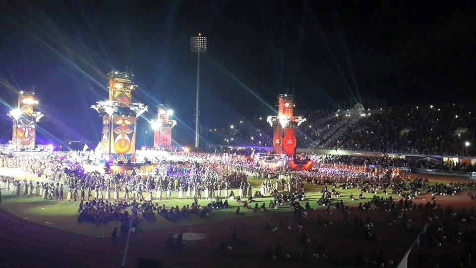 Port Moresby 2015 chief executive Peter Stewart has sought to clarify the reasons behind the Closing Ceremony ticketing row ©Port Moresby 2015