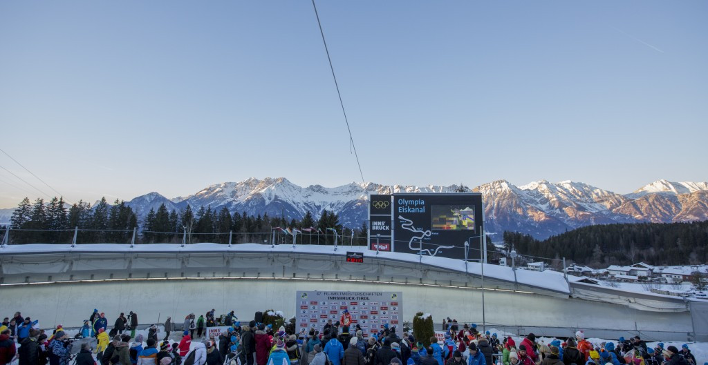 Innsbruck's potential bid for the 2026 Winter Olympics has been given the backing of the Austrian Government ©Getty Images