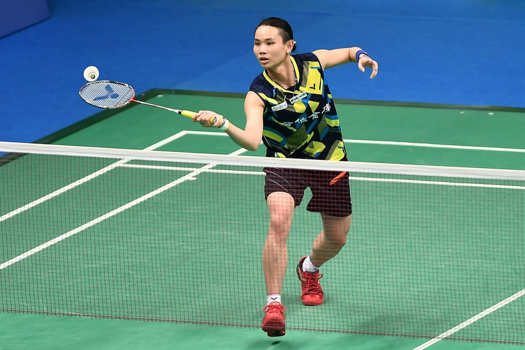 Top seed Tai Tzu Ying eased through to the round of 16 ©Getty Images