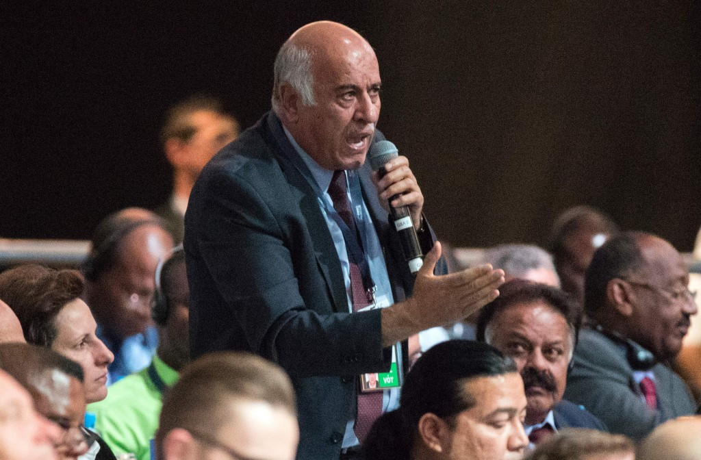 CAS confirm Palestine appeal after FIFA's postponement of vote