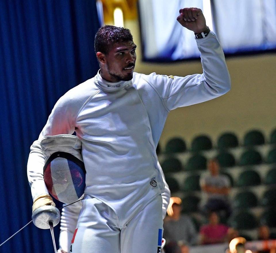 Borel and Errigo both retain European Fencing Championships crowns