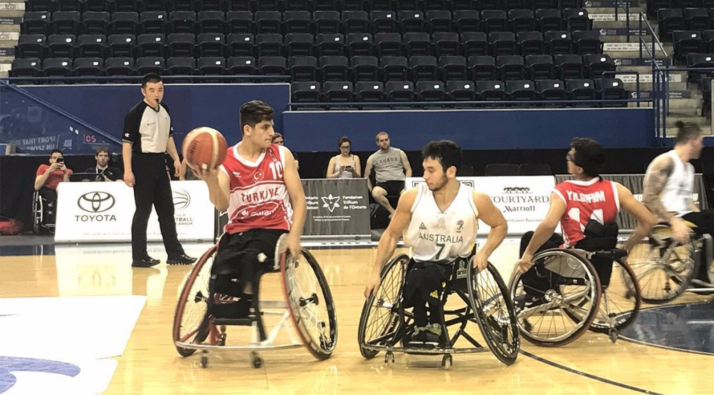 Turkey continue unbeaten streak to ease into IWBF World Under-23 Championships quarter-finals