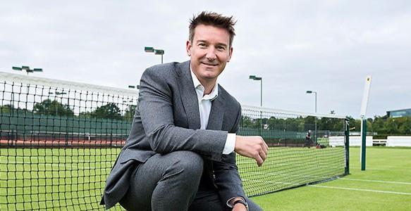 Lloyd confirmed as new Lawn Tennis Association chief executive