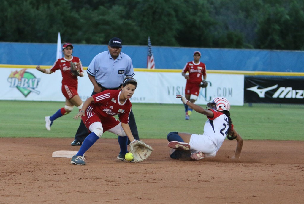 WBSC reveals pools and schedule for 2017 Junior Women's Softball World Championship