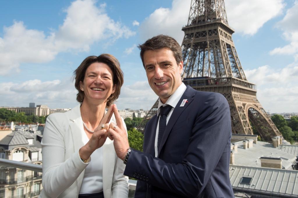 Energy firm announced as 20th sponsor of Paris 2024