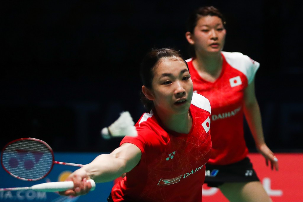 Defending women's doubles champions suffer shock loss at BWF Indonesian Open