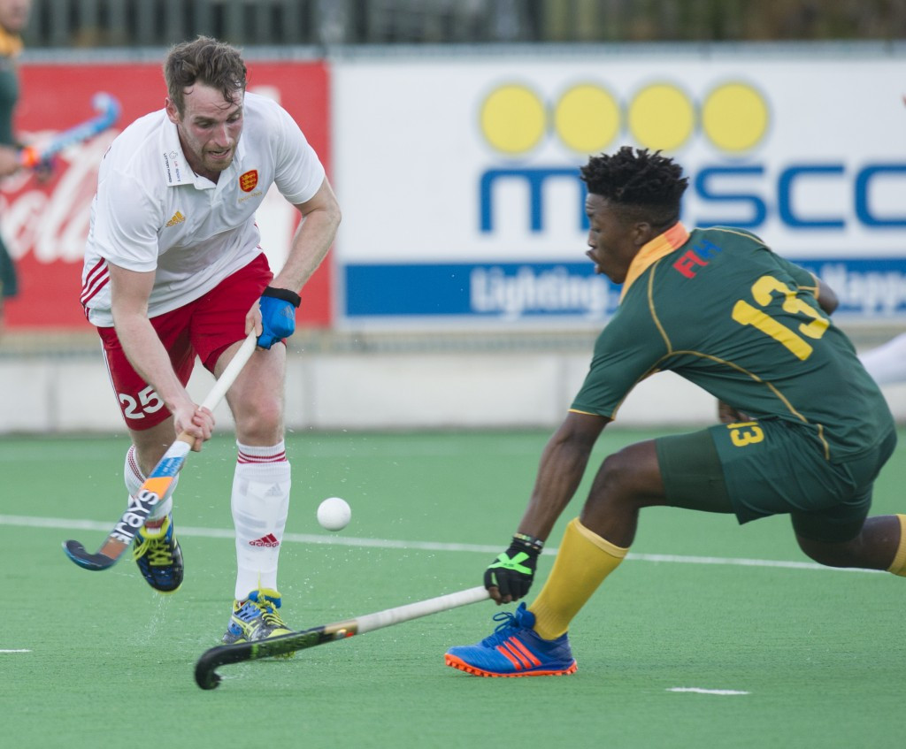 England prepare to start home Hockey World League semi-final