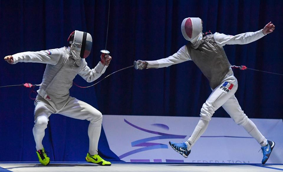 France and Italy earn team titles at European Fencing Championships